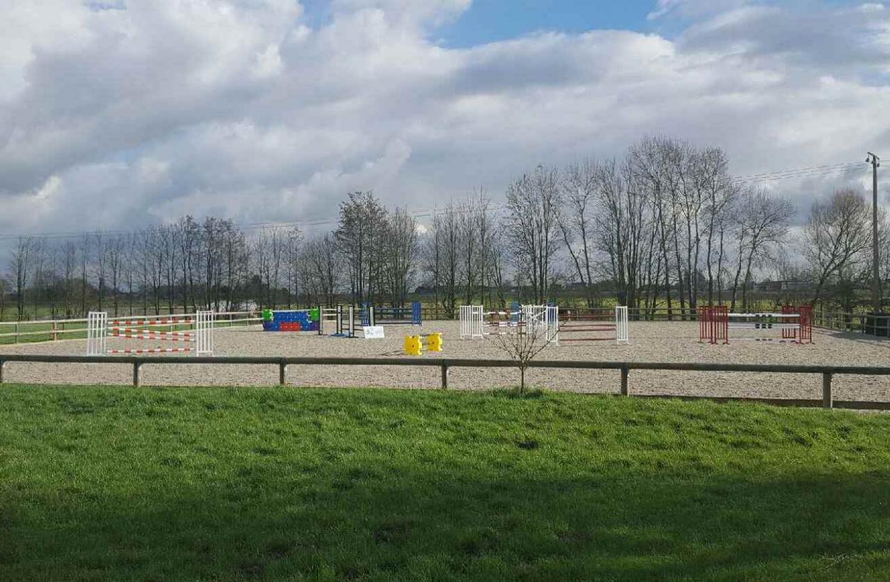 parc obstacles equestre