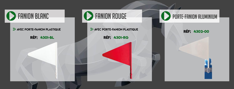 Fanions