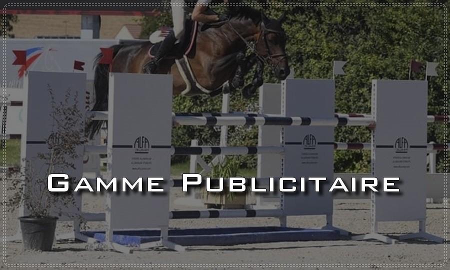 Gamme publicitaire